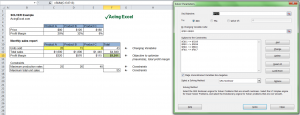 Read more about the article How to use Excel Solver